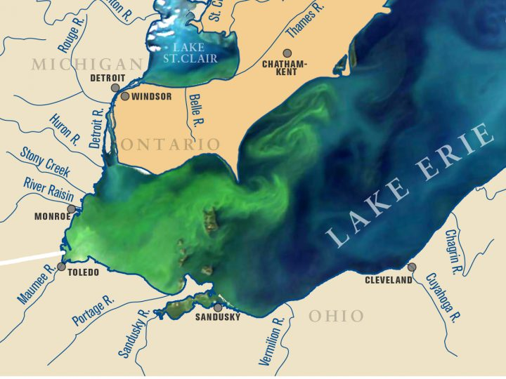 """Great Lakes Scientist says, """"If We Lose The EPA, We Lose Lake Erie"""""""