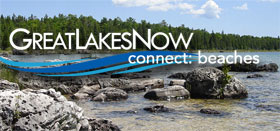 Great Lakes Now Connect: Beaches - May 14, 2013, 9am ET