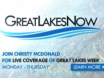 DPTV Dives Deep into Enviro Issues During Great Lakes Week 2013
