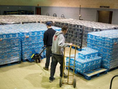 FLINT IS NOT ALONE:  Infrastructure Concerns