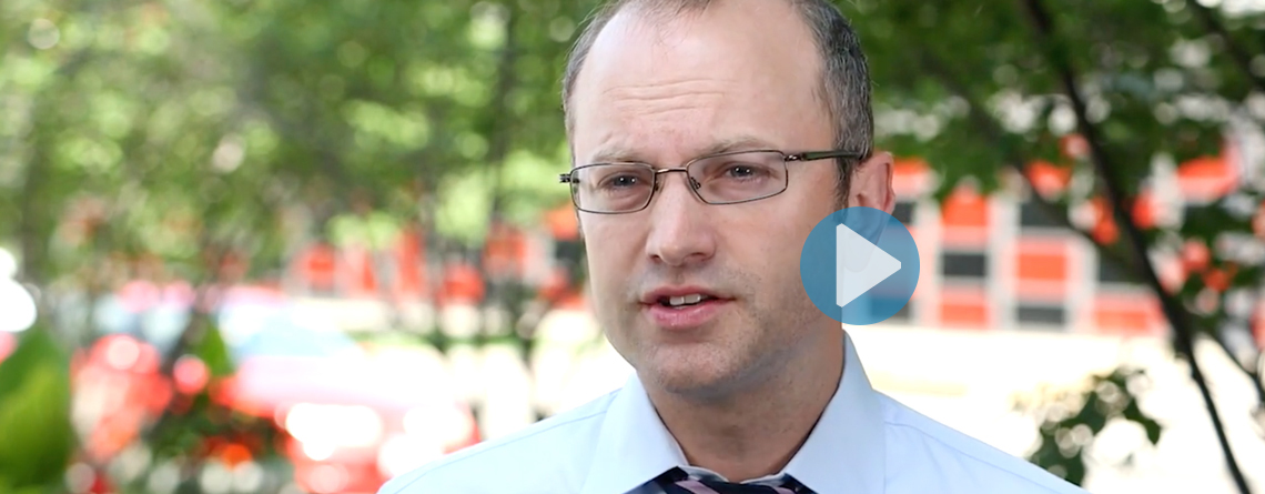 WATCH: Interview with Toronto City Councillor Mike Layton at Great Lakes-St. Lawrence Cities Initiative Annual Conference