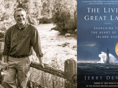 The Great Lakes Author Series – Writers On Water: Jerry Dennis