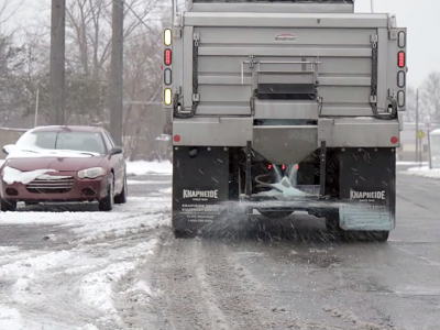 VIDEO: Street to Stream, the effect of road salt on our fresh water ecosystem