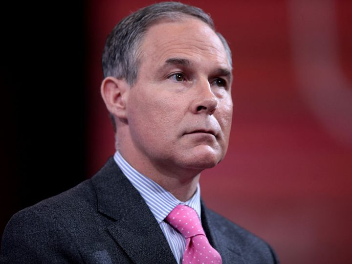 What will the next four years hold for the Great Lakes under E.P.A. Administrator Scott Pruitt?