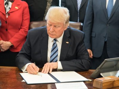 New Trump Executive Order will  put Great Lakes under increased pressure