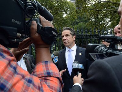 N.Y. governor wants to clean out IJC