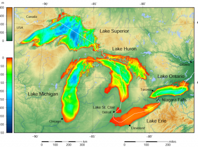 What does climate change mean for the Great Lakes?