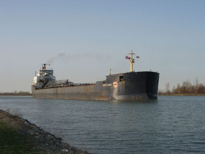Great Lakes shipping season kicks off early due to mild weather