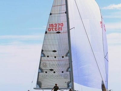 A Sailboat Race that Makes Great Lakes History