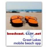 Real-time beach data now available for all Great Lakes states