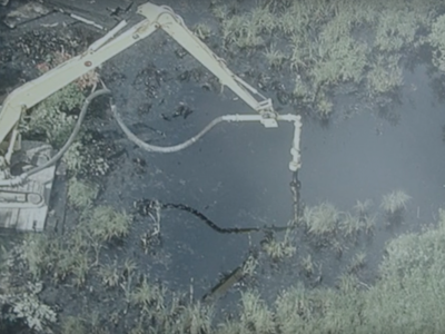 VIDEO REPORT: EPA and Department of Justice announce 2nd largest penalty ever for Kalamazoo River spill