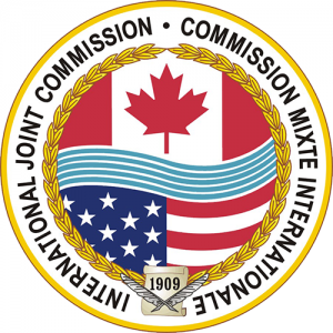 International Joint Commission (IJC) (logo)