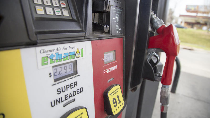 """""""The Ethanol Effect"""" is a new documentary from Detroit PBS - Photo by Clay Masters, Iowa Public Radio."""