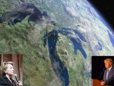 Advice for Clinton/Trump on the Great Lakes