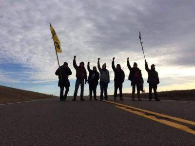 Dakota Access Pipeline: An On-the-ground View from a Young Protestor