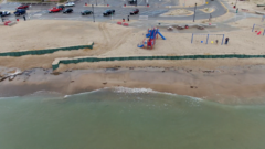 Lifeguards up for discussion in Lake Michigan beach town