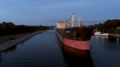 Stalled Ships: Shipping industry looks to infrastructure investments to boost demand