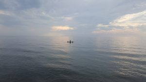 Lake Erie Kayaking