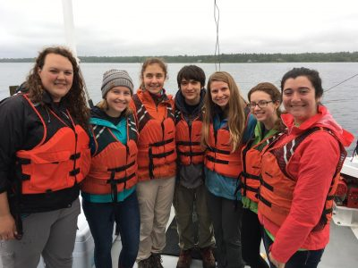 Beaver Island attracts next generation of Great Lakes scientists