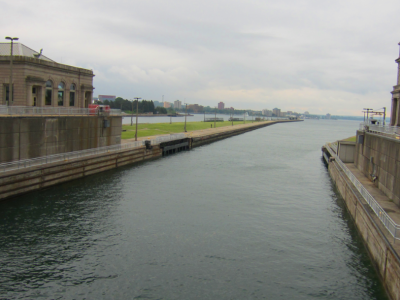 Renovate and Expand the Soo Locks, say Michigan Lawmakers