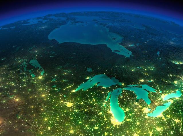 A Great Lakes Moment from John Hartig