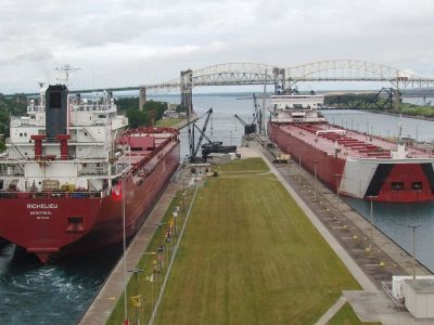 """Great Lakes Commission says """"Yes"""" to funding for new Soo Lock"""