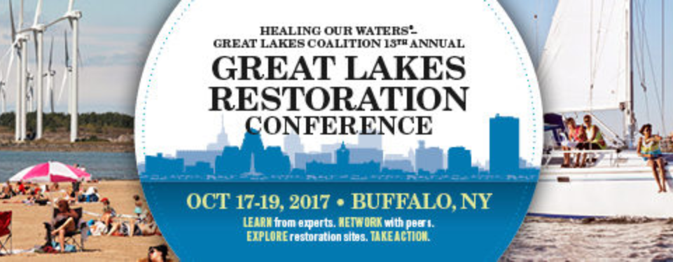 Great Lakes Restoration Conference 2017