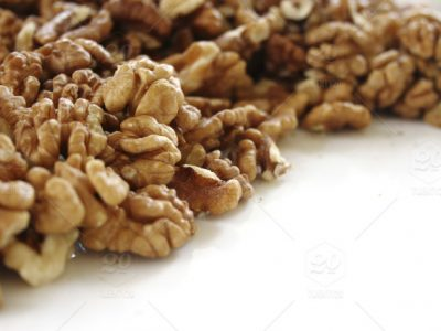 Maple Sugar-Coated Pecans