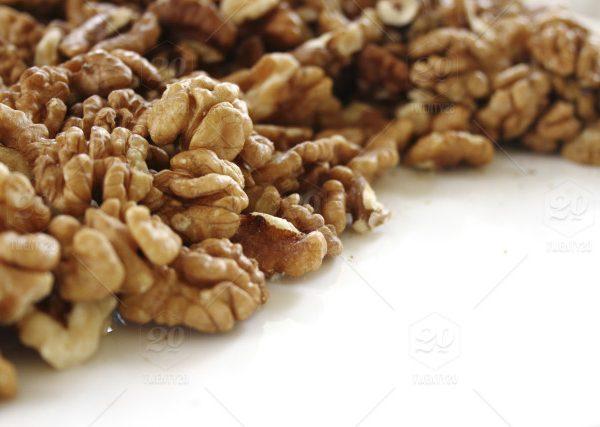 Maple Sugar-Coated Pecans