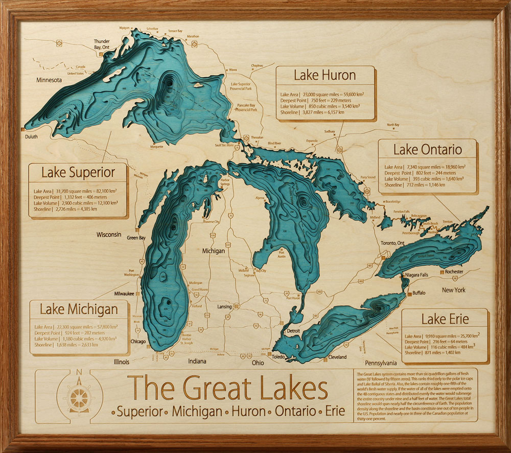 Great Lakes 3D Depth Map – Great Lakes Now on map of great lake states, map of hudson bay, lake michigan, caspian sea, map of chesapeake bay, manitoulin island, lake ontario, pacific ocean, map of the canadian shield, map of the midwest, map of lake erie, map of west coast, map of canada, mackinac island, map of the united states, lake erie, map of lake superior, map of the great plains, map of the world labeled, map of niagara falls, lake huron, chesapeake bay, hudson river, united states of america, map of japan, map of the rocky mountains, map of europe, saint lawrence river, mississippi river, lake superior, map of the oceans, appalachian mountains, map of the appalachian mountains, map of north america, great lakes region, atlantic ocean, map showing the great lakes,