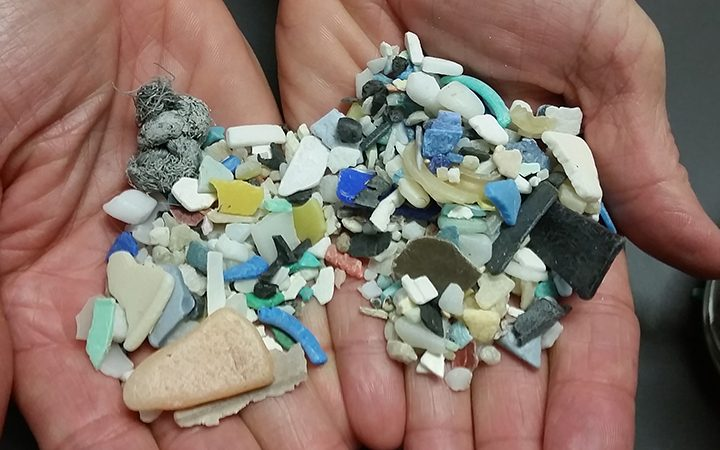 The Microplastics Mystery in the Great Lakes