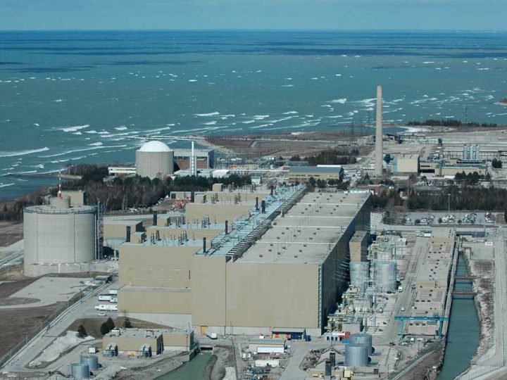 A Nuclear Waste Dump a Mile from Lake Huron?