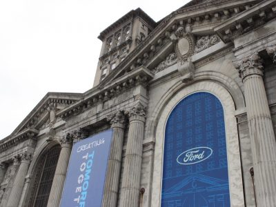 The environmental impact of Ford's new plans in Detroit's Corktown