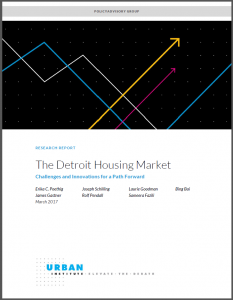Report by Urban Institute