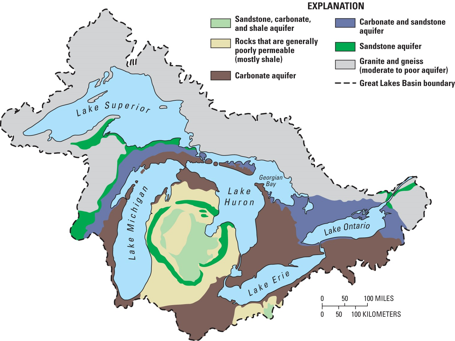 Groundwater: The Sixth Great Lake – Great Lakes Now on mn stream maps, mn lake maps, mn watershed maps, mn glacier maps, mn soil maps, mn water maps, mn river maps, mn elevation maps, mn climate maps,