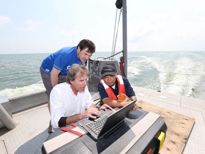 Lake Erie Center for Fresh Waters and Human Health