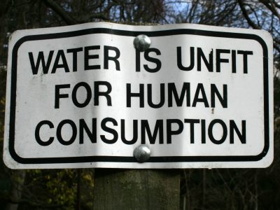 Michigan's water issues: gains and losses