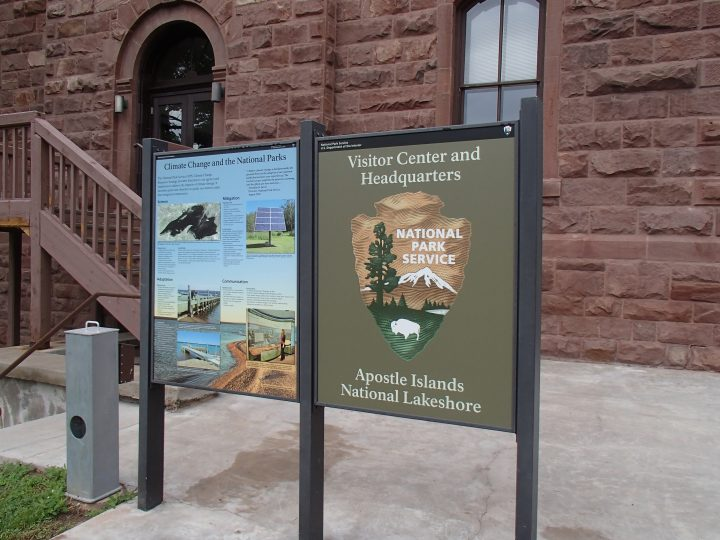 Increased National Park visitation in Great Lakes Region