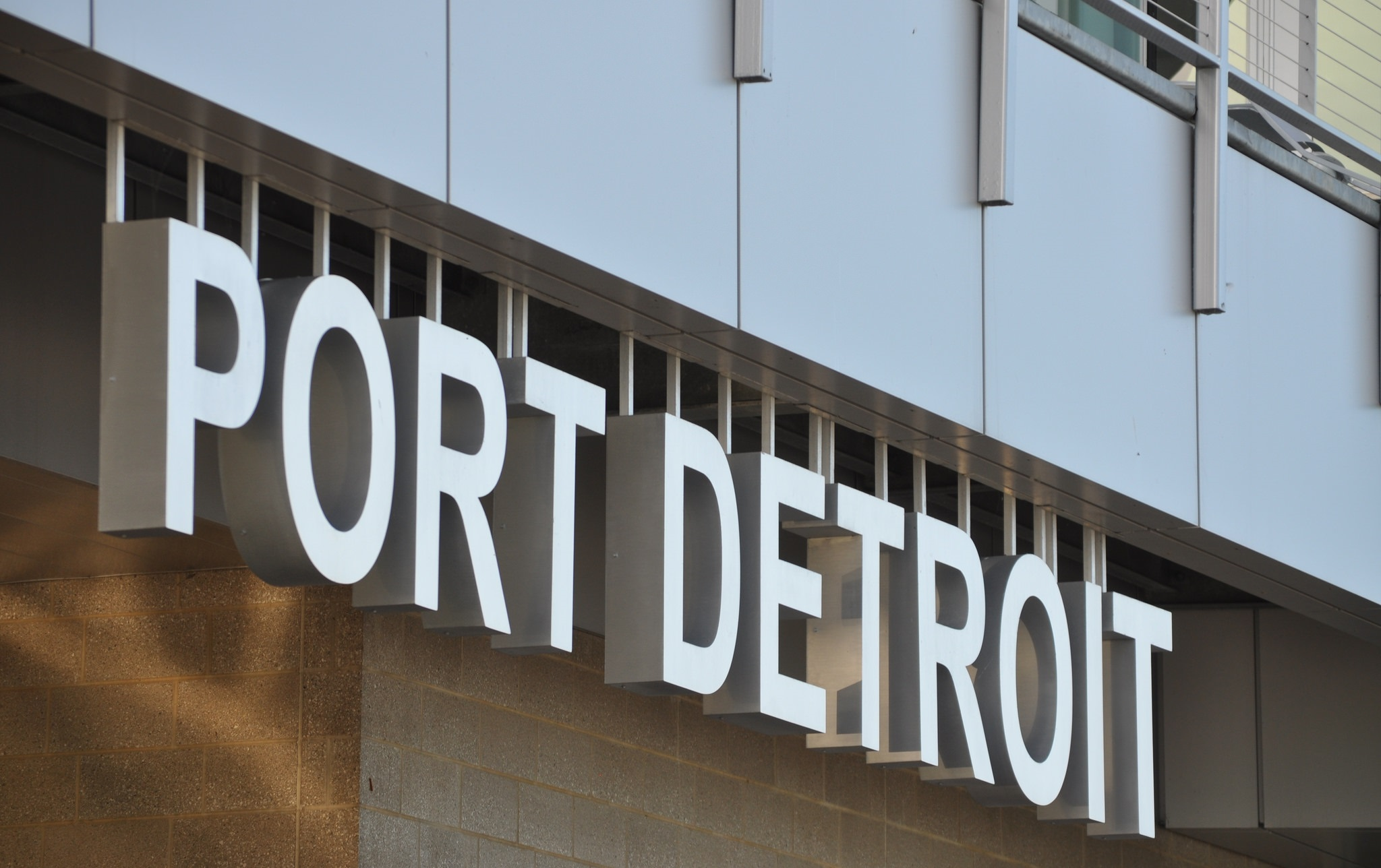 Detroit Port Authority(2)