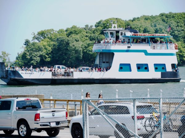 Put-in-Bay during Christmas in July, Photo by Lorraine Boissoneault