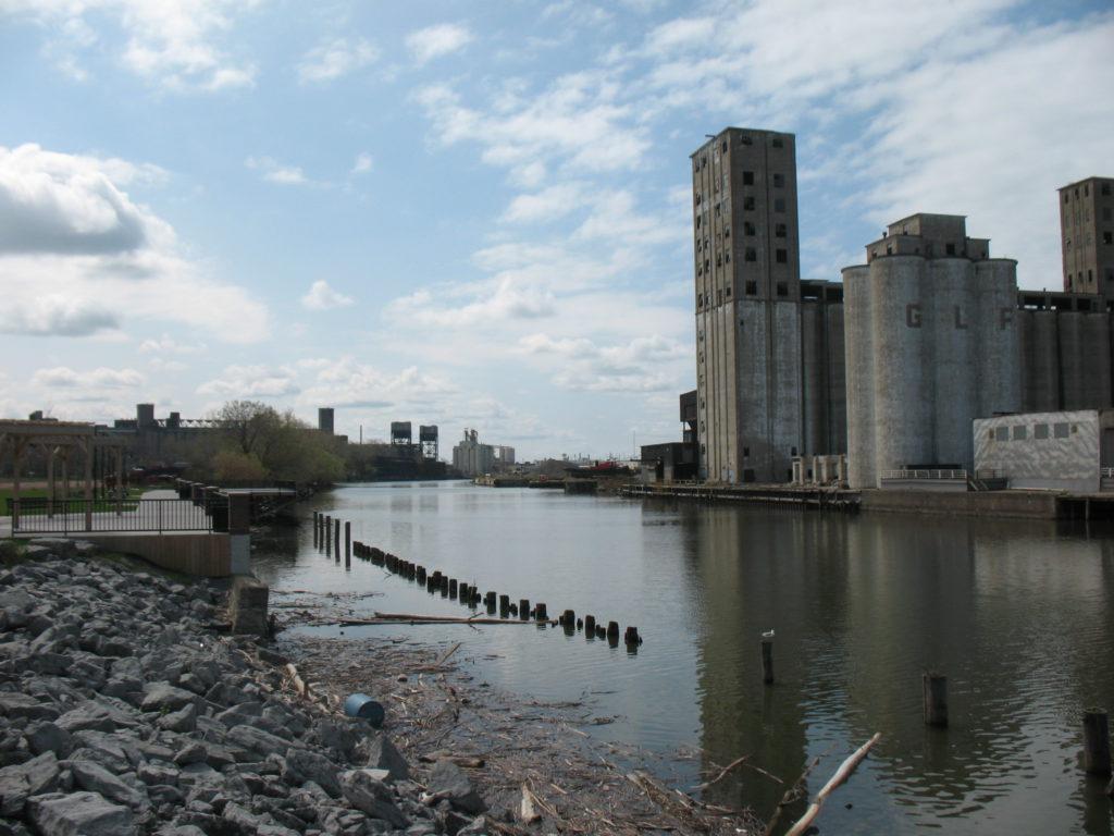 Photo by Buffalo Niagara Waterkeeper via John Hartig