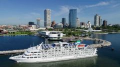 Cruises Continue Amid COVID-19: Uncertainty mars Great Lakes cruises without stopping them