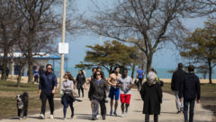 Chicago mayor thinking about closing city trails, parks
