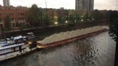 Record Rainfall Prompts Reversal of Chicago River into Lake to Ease Flooding