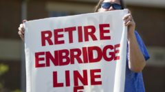 Army Corps to hear from public on Enbridge pipeline plan