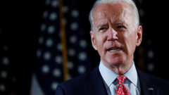 What are Joe Biden's views on two of the most controversial environmental projects in Minnesota?