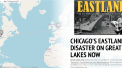 Chicago's Eastland Disaster: Explore this Great Lakes tragedy with a Storymap
