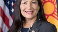 Tribal leaders blast congressman opposed to Biden nomination