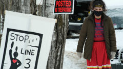 Enbridge Line 3 divides Indigenous lands, people