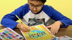 Save Water, Save Nature:  Kids calendar art contest promotes healthy water management